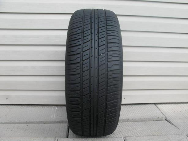 ONE (1) MOTORMASTER TOURING AW/H TIRE /215/60/15/ - $25