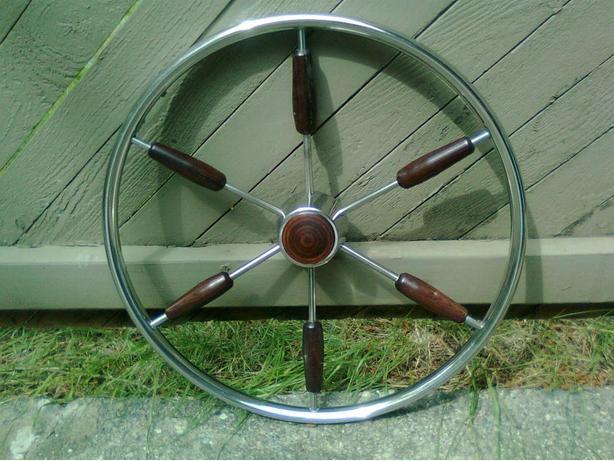 """20½"""" Destroyer wheel"""