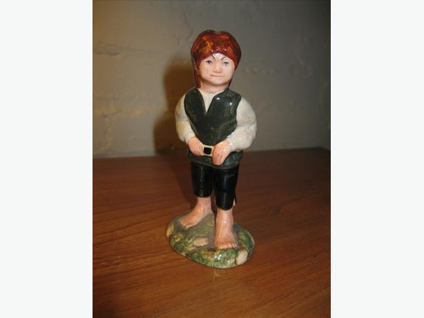 Royal Doulton ---- Frodo  --- Very Scarce