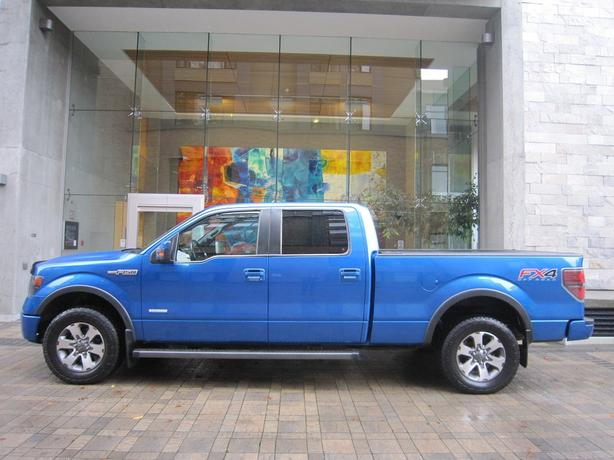 2013 Ford F150 FX4 SuperCrew 4x4 - FULLY LOADED! - NO ACCIDENTS!