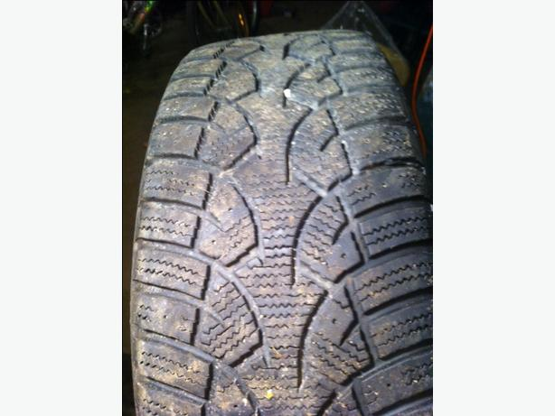 Winter Tires with Rims included - 195/60R15