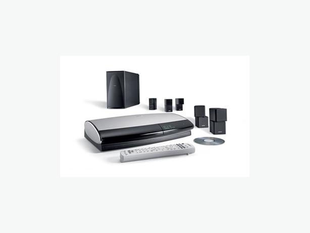 Bose complete sound theater system
