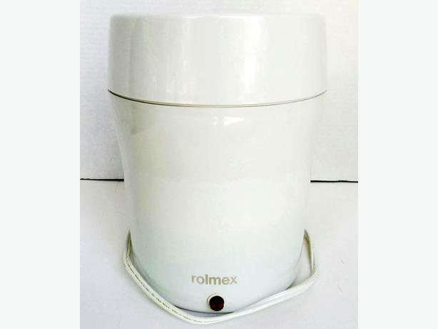 Yogurt and Cheese Maker  ROLMEX   H8Z1W9