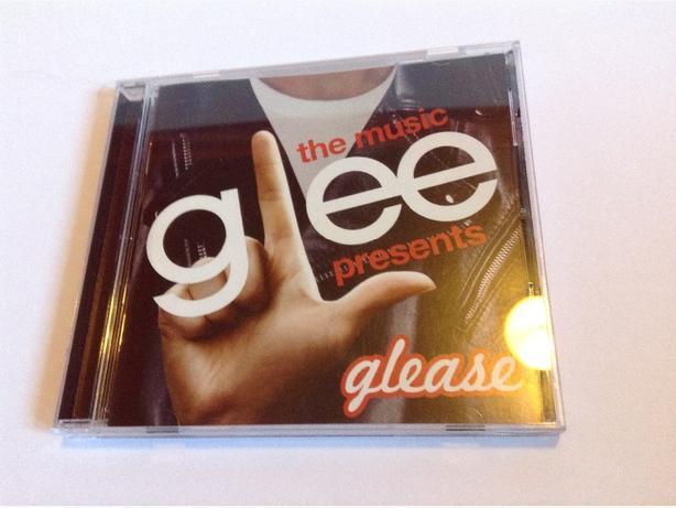 CD-Glee presents glease