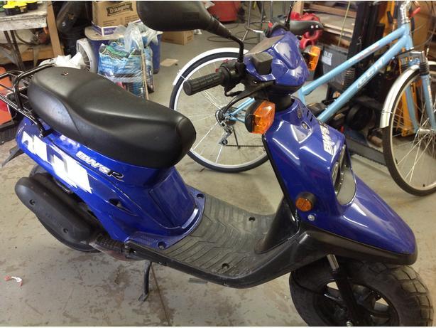 Yamaha scooter ,BWS R 50cc