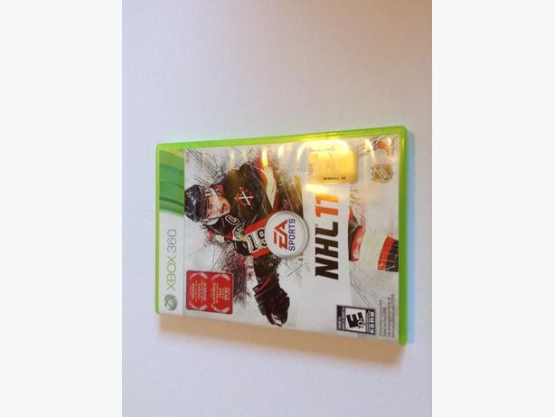 XBOX 360-NHL 11
