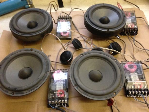 focal speaker system