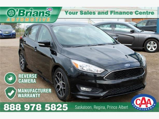 2015 Ford Focus SE - REV CAM MFG WARRANTY
