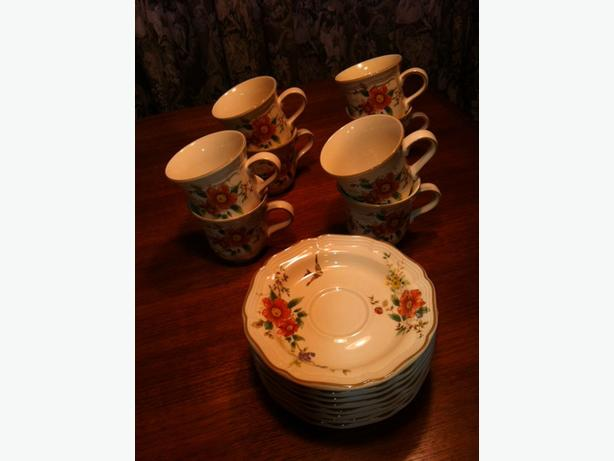 Mikasa Heritage Collection Dinnerware Service for 8