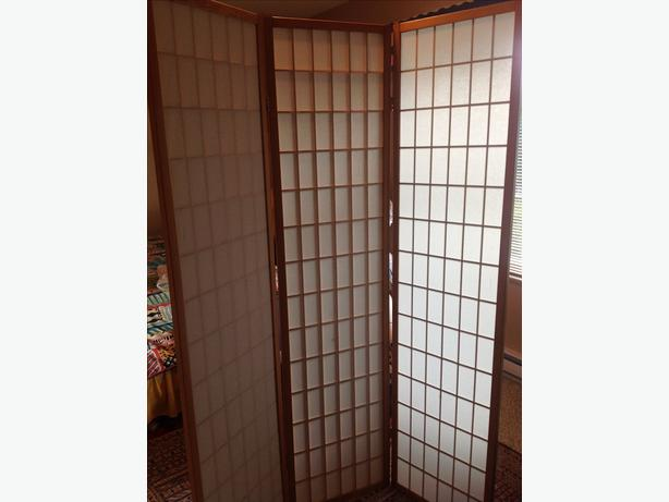 Room divider screen Japanese style