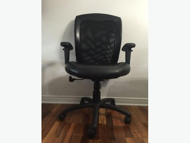 Executive Leather Office Chair *Excellent Condition* $200 OBO!
