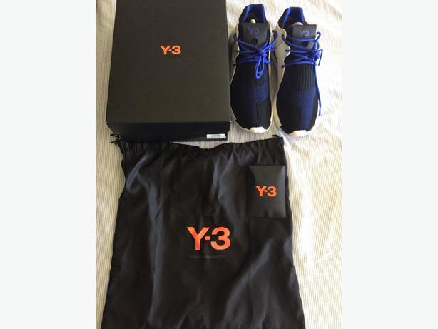 Y3 QR Run Size 9(Fits 9.5)