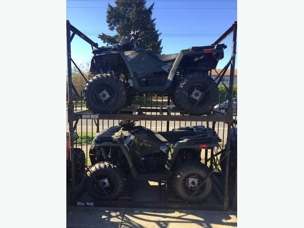 2016 POLARIS SPORTSMAN 450