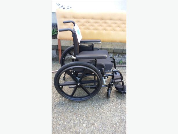 Wheelchair Black