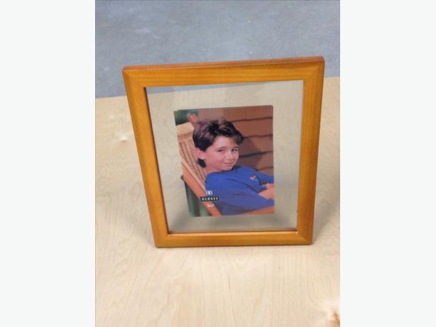 Teak Picture Frame