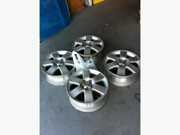 16 inch Toyota Rims