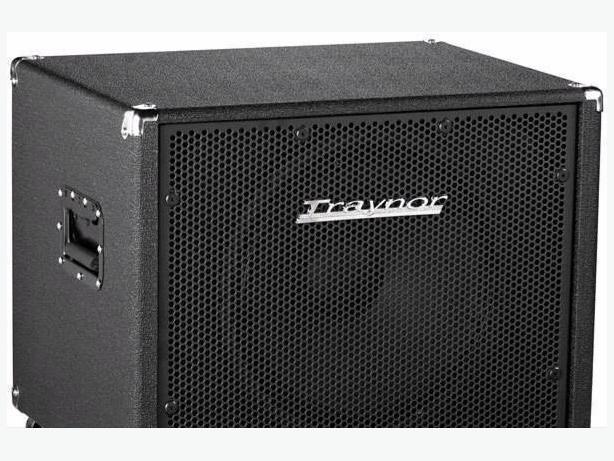 Traynor 1x15-400 W speaker cab