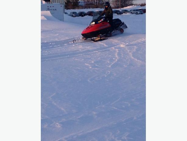 ski-doo formula 580