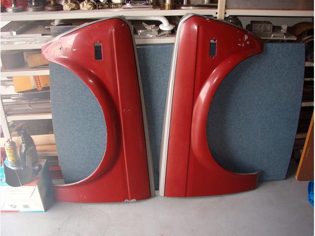 71 Datsun Front Fiberglass Fenders