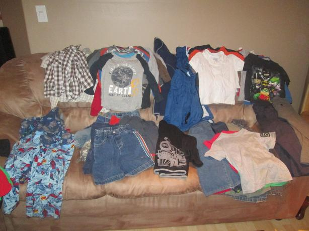 Size 4-5 boys clothing