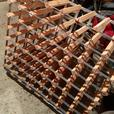 Wine Rack clean good shape