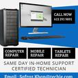 - AFFORDABLE COMPUTER REPAIRS - ONSITE & REMOTE SUPPORT -