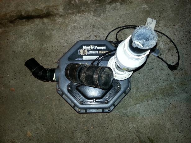 Liberty Automatic Drain Pump