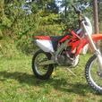 Crf 450x 2006 Low hours