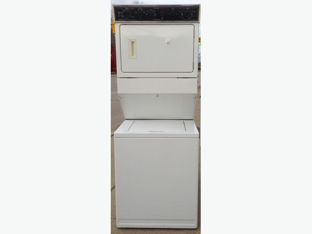 Two Washer/Dryer Stackers