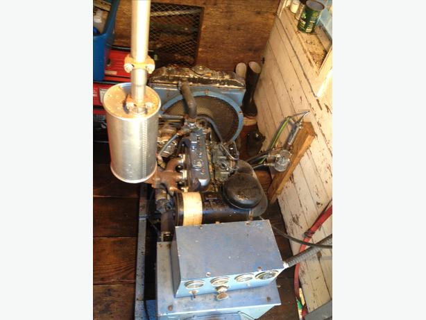 17kw kabota diesel generator