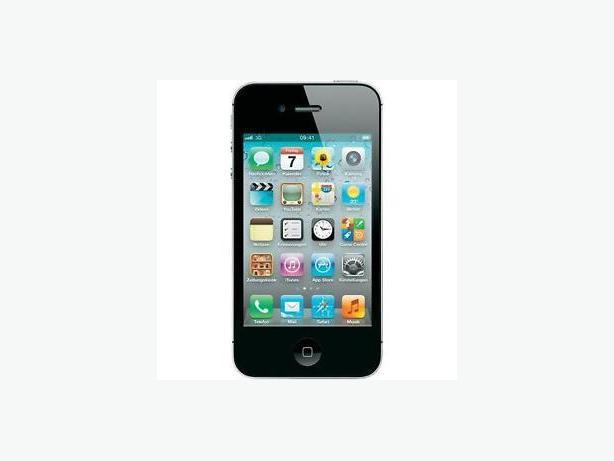 iPhone 4 ( Black )