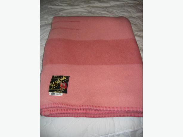 Trapper Point Wool Blanket