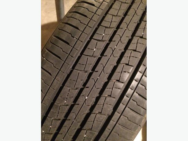 Set of 4 All-Season tires $350.00