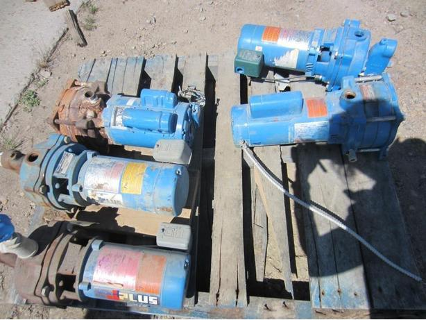 FRESH WATER PRESSURE PUMPS