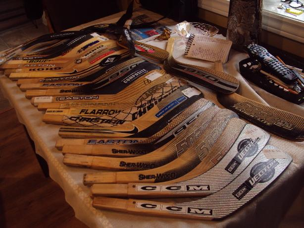 hockey blades