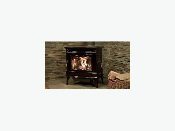 Regency Hampton H300 woodstove in excellent condition