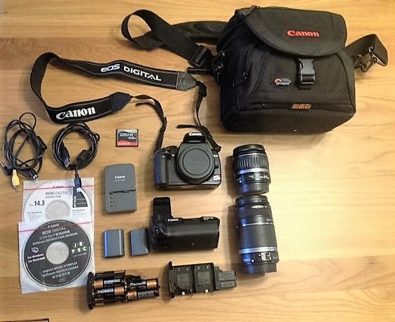 canon eos rebel xti kit nepean  ottawa mobile Canon EOS 7D Canon DS126191