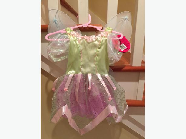 New Fairy Costume - Size Small (approx 2 years old)