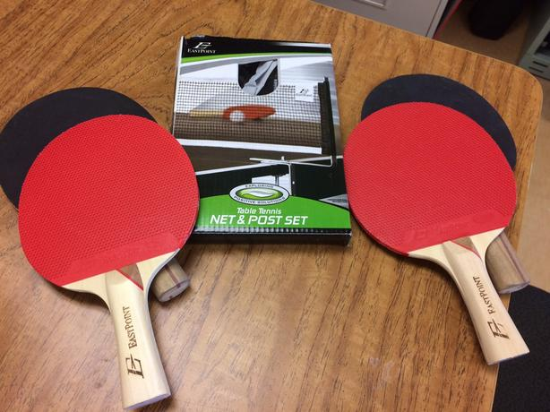 Table Tennis Racquets & Replacement net