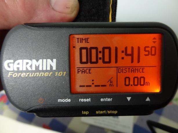 Garmin Forerunner 101 - GPS - Personal Trainer