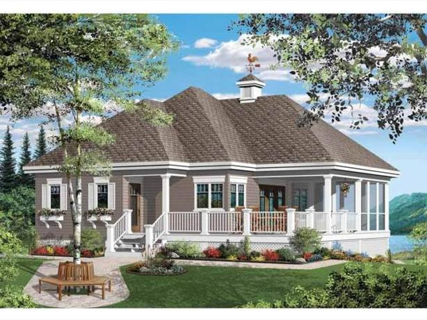 NEW $132,500 CONSTRUCTED 1000 SQ FT BUNGALOW ON YOUR LOT