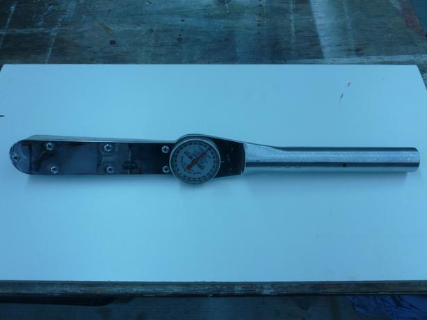 """Snap-On Tools 3/4"""" Torque wrench (Broken)"""
