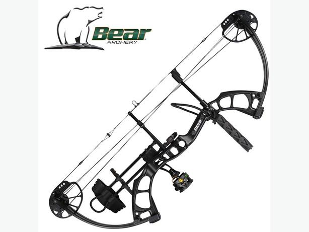 *Left-Handed* Bear Archery Cruzer Compound bow!