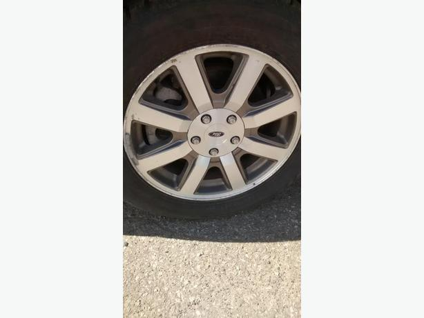 "Why Use Rusted Steelies **** 16"" & 17""  Factory Alloys Rims !"