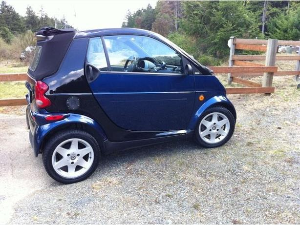 Price Just Reduced on 2006 Smart Fortwo Pure Convertible