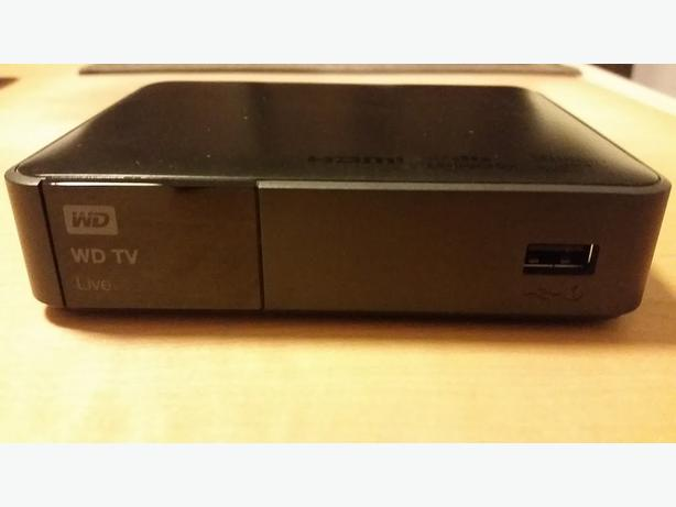 WDTV Live (3rd Generation) Streaming Box - $40 Each (2 Available)