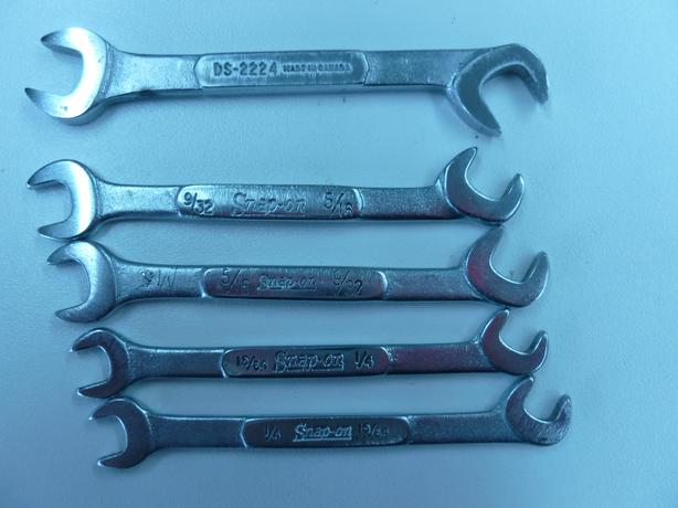 Snap-On Tools Ignition Wrench Set