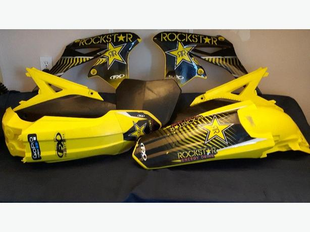 Suzuki RMZ 250  great Xmas gift
