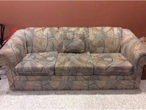 2 pieces Sofa Set