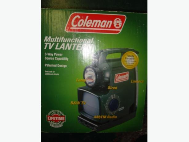New Coleman Multifunctional TV Lantern - $50